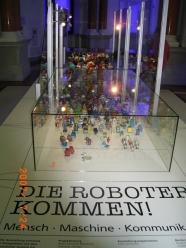 robots in berlin
